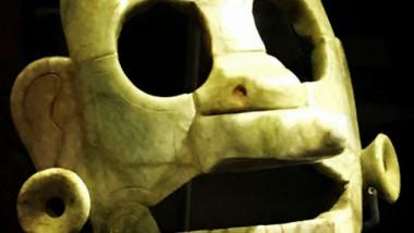 Belgia restituie Guatemalei o mască mayaşă de jad cu o vechime de peste 1.000 de ani