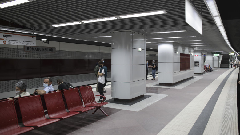 inaugurare metrou Drumul Taberei