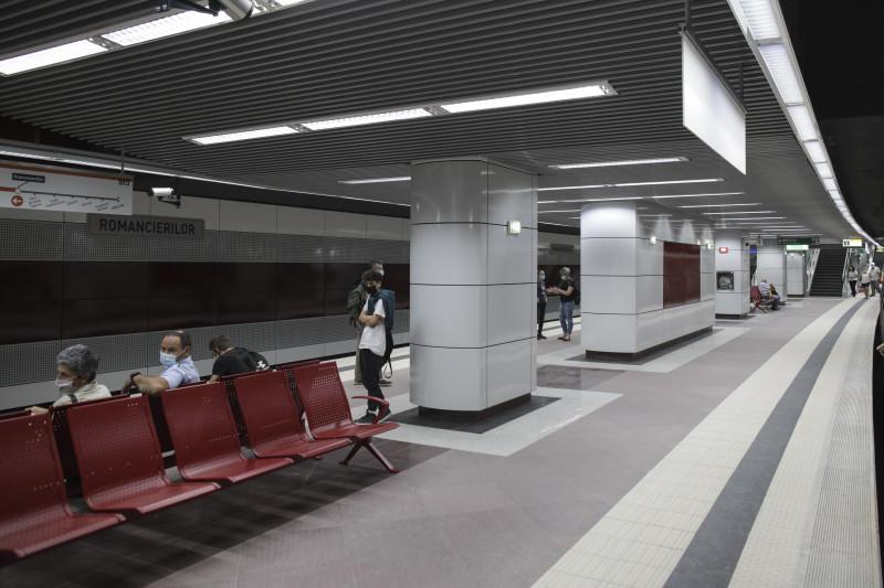 Drumul Taberei metrosu açılışı