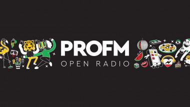 După cel mai mare rebranding din ultimii 23 de ani, PROFM se relansează sub sloganul OPEN RADIO