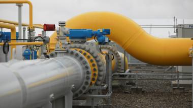 conductă de gaze naturale