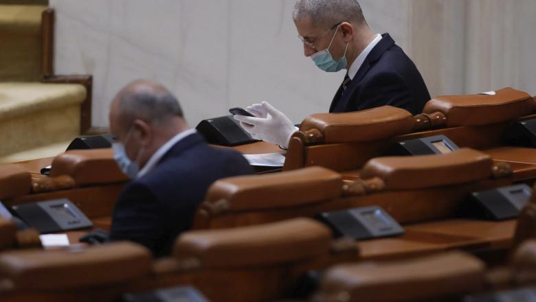 Dan Barna, USR, în Camera Deputaților