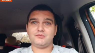 Bolnav de Covid, un bărbat din Capitală s-a izolat de 5 zile în mașină, pentru că DSP-ul nu l-a mai contactat