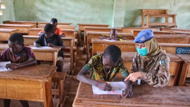 scoala africa