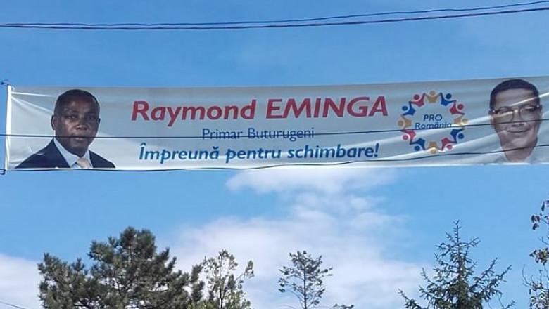 raymond eminga