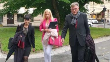Julija Adlesic tanara din slovenia care si-a taiat mana ca sa incaseze prima de asigurare