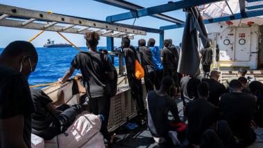 nava maersk etienne refugiati naufragiati