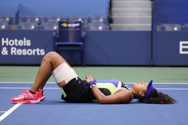 Finala US Open 2020 Naomi Osaka final de partidă