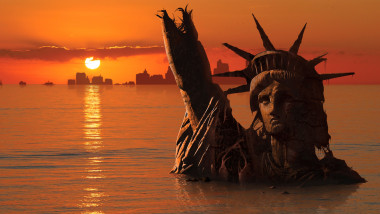 incalzire globala schimbari climatice new york