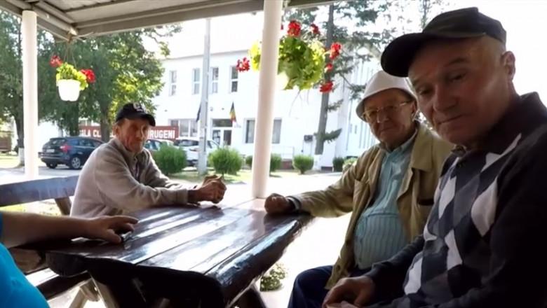 localnici din buturugeni giurgiu - captura video