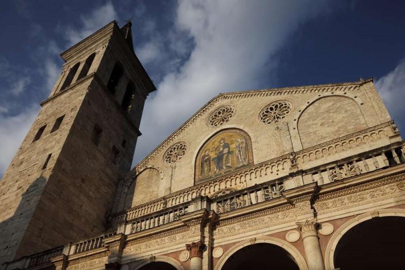 catedrala spoleto