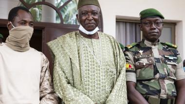 Bah Ndaw este noul presedinte al statului Mali
