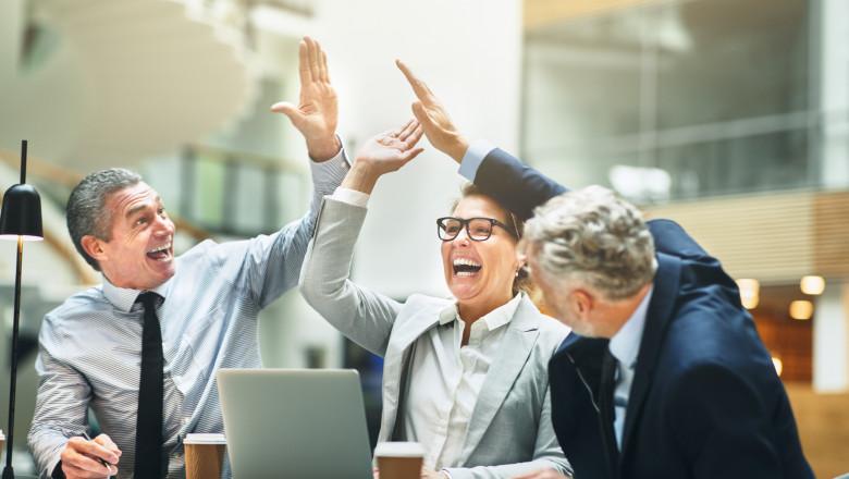 Reușita în afaceri depinde de educatie, pregatire dar și anturajul profesional