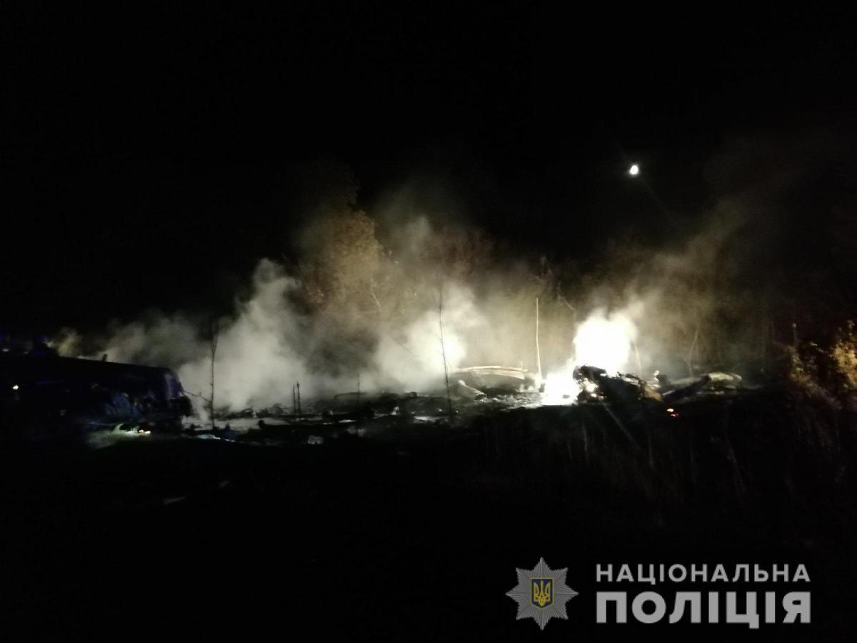Tragedie în Ucraina: Un avion al armatei s-a prăbușit. Sunt cel puțin 22 de morți