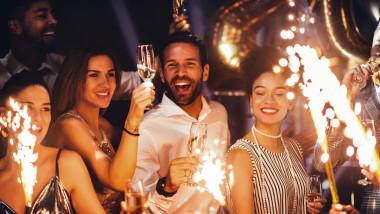 petrecere de revelion ca in alti ani nu mai posibila