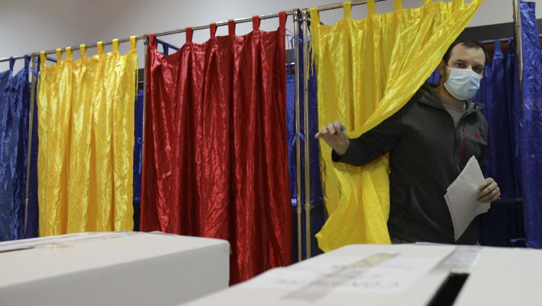 alegeri locale urne de vot