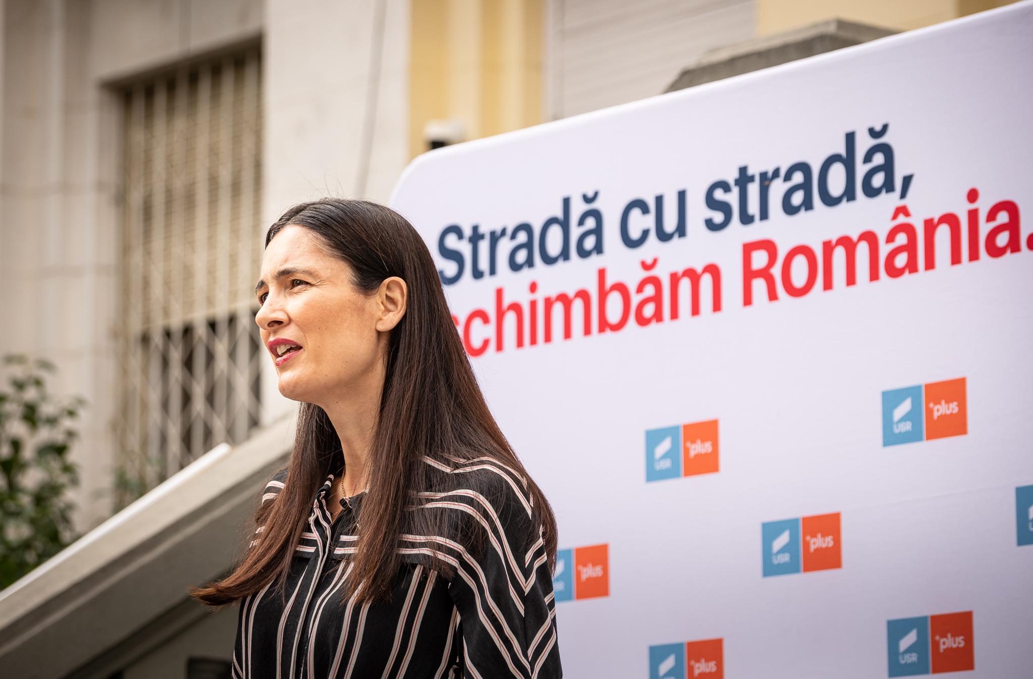 Clotilde Armand încă nu-şi poate prelua mandatul la Primăria Sectorul 1. 122 de persoane au contestat validarea