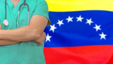 medici fara echipament trateaza bolnavi covid in venezuela