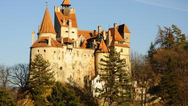 Dracula's Bran Castle, Transylvania, Romania, Europe