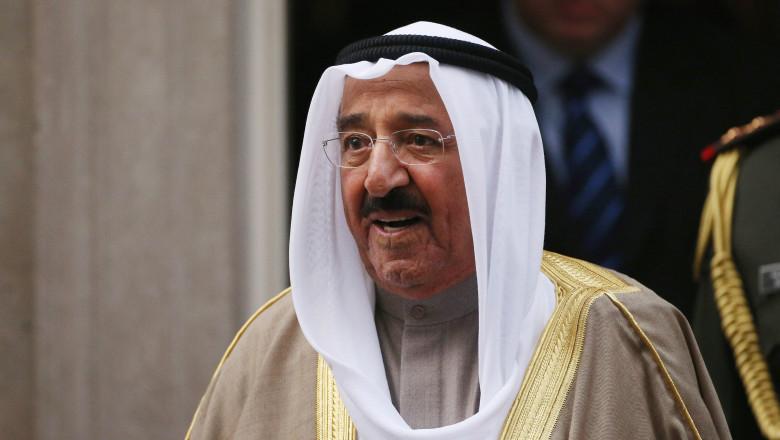 Emirul Kuweitului, Sabah Al-Ahmad Al-Sabah, a murit