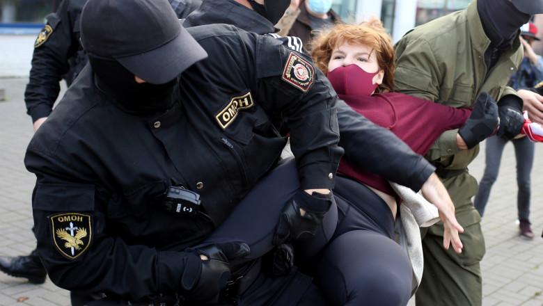 belarus arestari femei profimedia-0558796177