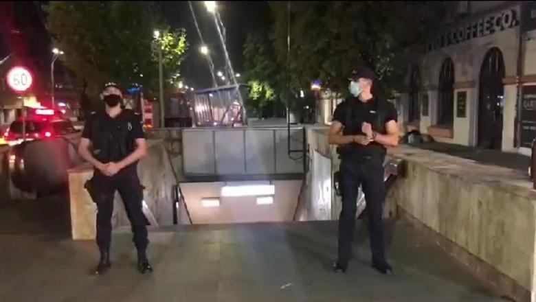 metrou tineretului - captura