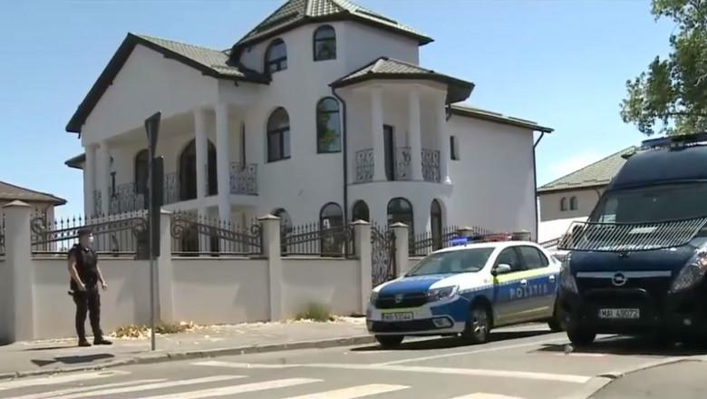politie casa interlopi - captura
