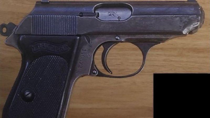 pistol hames bond