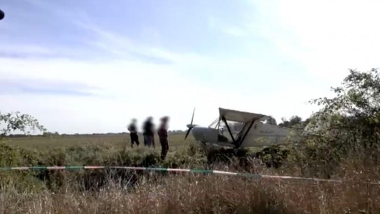 Accident aviatic misterios în Slovacia: în avionul prăbușit nu a fost găsită nicio persoană. Variantele pe care merg anchetatorii