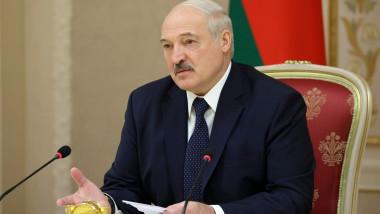 președintele belarusului aleksandr lukasenko