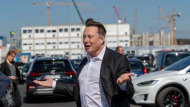 Elon Musk getty