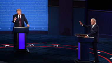 prima dezbatere trump-biden