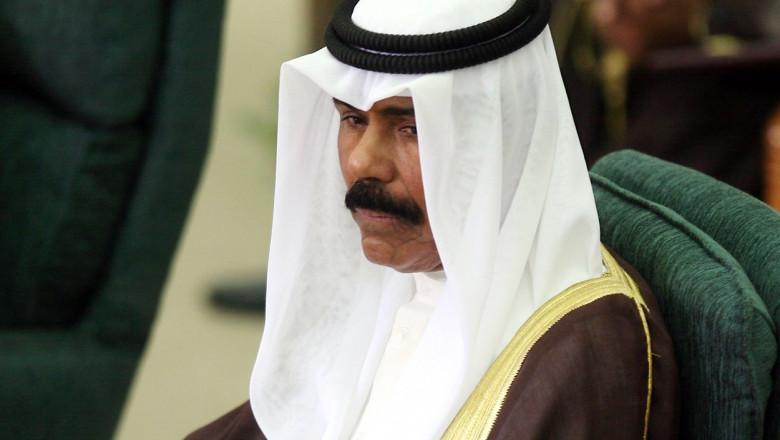 Nawaf al-Ahmed Al Sabah