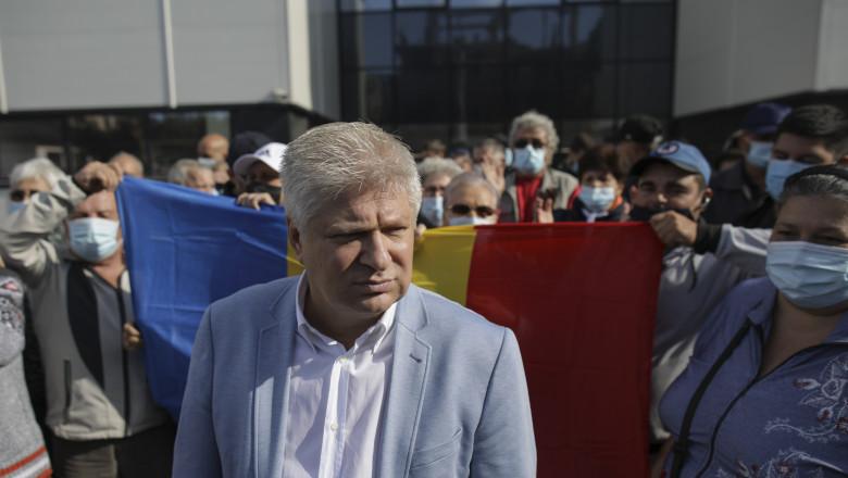 Dan Tudorache, primar în funcție la Sectorul 1, care a pierdut alegerile pentru un nou mandat