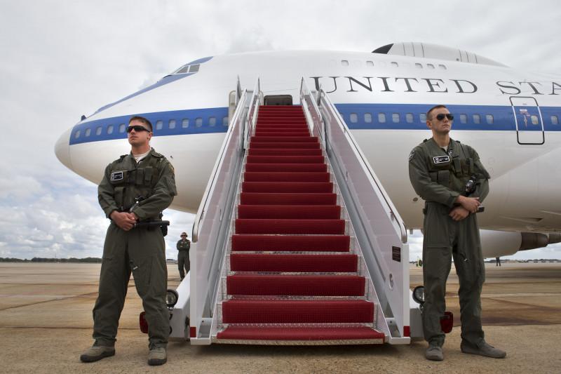 boeing e-4b air force one sua post de comanda aerian