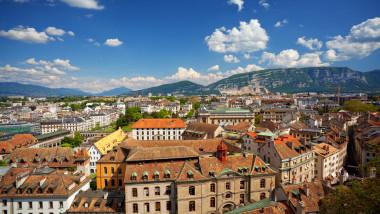 Geneva orasul vechi getty