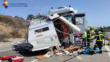 Detalii șocante ies la lumină după un accident grav, petrecut în Spania. Descoperirea sinistră făcută de anchetatori în mașină