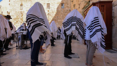 Ierusalim, zidul plangerii, donald trump