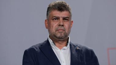 marcel ciolacu presedintele psd