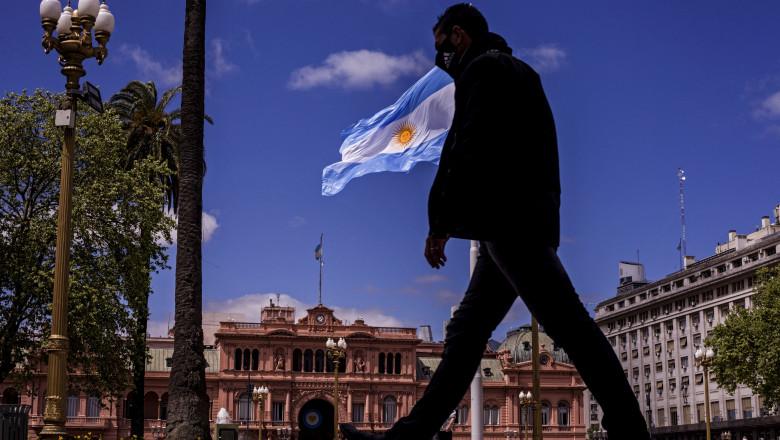 COVID-19 Argentina