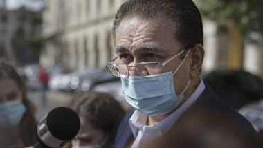prefectul Capitalei, Gheorghe Cojanu, a declarat miercuri că se poate ajunge la carantinarea câte unui sector din București