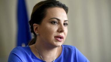 Ana Maria Pătru, fosta șefă AEP