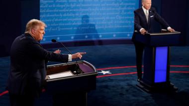 profimedia-trump biden dezbatere