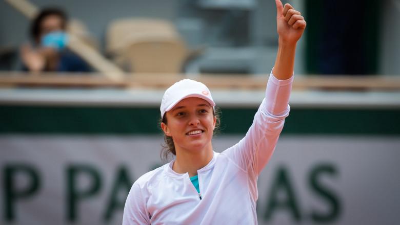 French Open Tennis, Day Twelve, Roland Garros, Paris, France - 08 Oct 2020