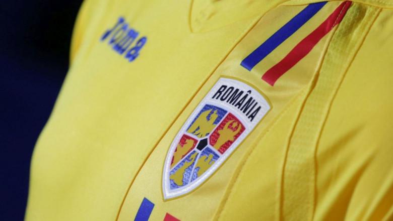 tricou romania nationala de fotbal