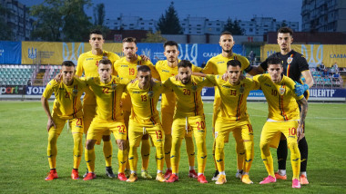 nationala u21 in ucraina foto facebook frf