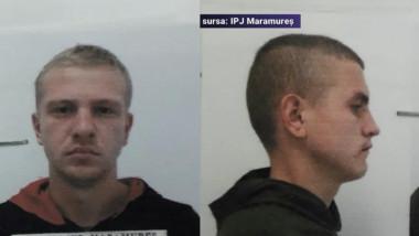 evadati de la Politia Maramures
