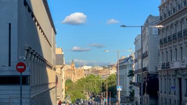 Toți locuitorii din Madrid intră în carantină pentru a doua oară în acest an