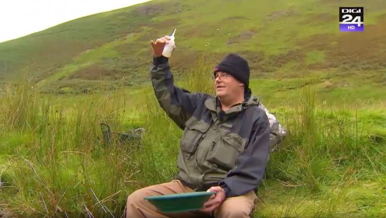 scotian cautator de aur - captura