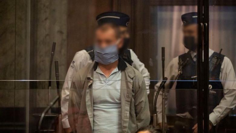roman suspect de crima in Belgia